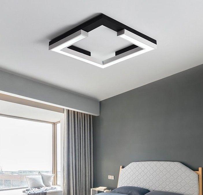 Minimalism Square Plafon Led Modern Led Ceiling Lights For Living ...