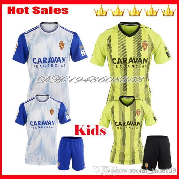 De Soccer 2019 Pombovazquez Niños Jerseys 20 19 Zapater Papunashvili Camiseta Maillots Real 2020 Casa Foot Fútbol Ros Miguel Zaragoza sQtxrdCh