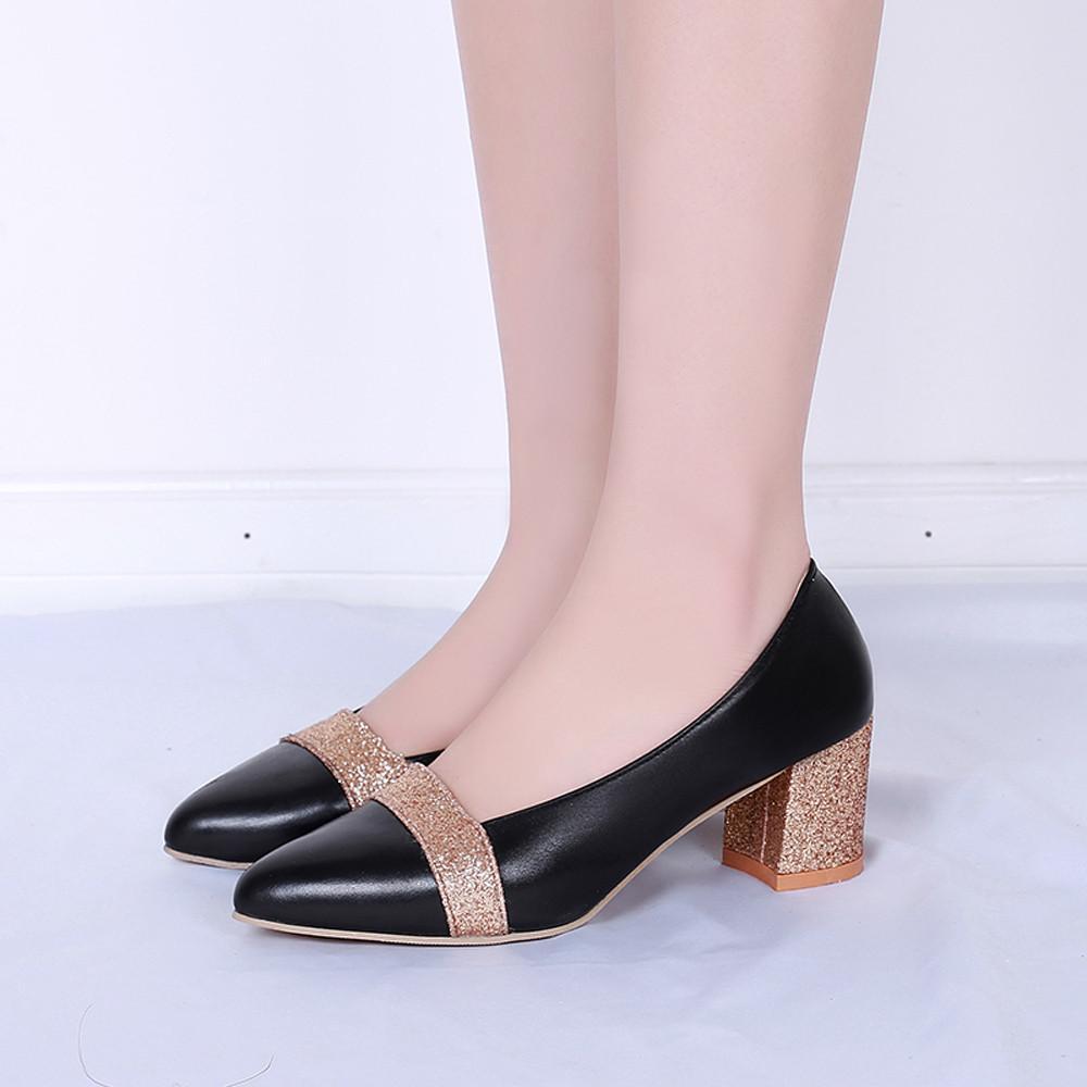 3c291d66631 Shoes Youyedian Sandals Heels Women Fashion Elegant High Heel Pointed  Casual Wedding Women Sepatu Wanita Sepatu  g30 Silver Heels Dress Shoes  From Deals15