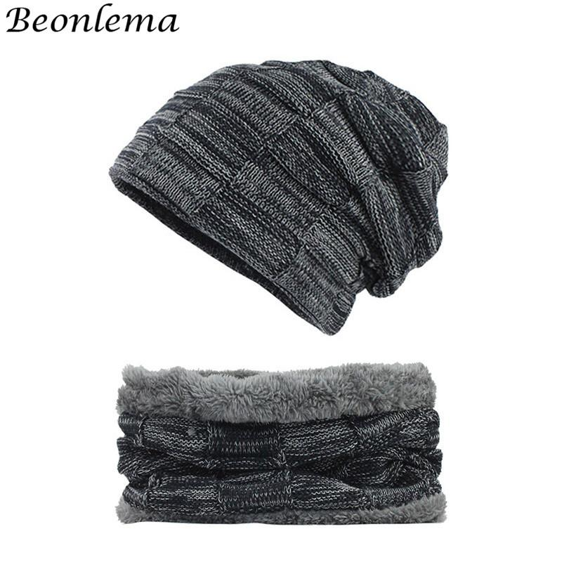 2019 Beonlema 2018 Plain Winter Beanies Men Women Unisex Knit Hat Winter  Warm Ladies Casual Bonnet Gorro Feminino Inverno From Sportsun 4284776b9c8