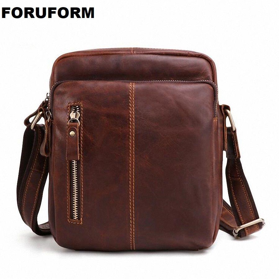 620b6971dd07 New Style Men Genuine Leather Messenger Bag Male Cowhide Leather Cross Body  Shoulder Bag Vintage Design Men Bags Briefcase 2366 Ladies Handbags Leather  ...
