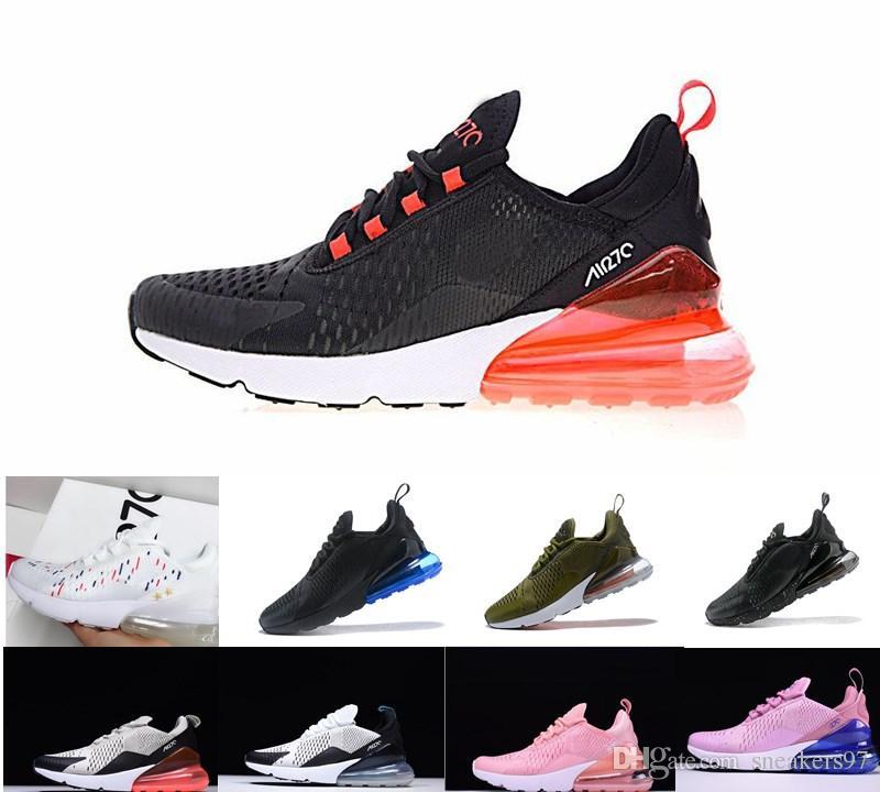 2019 Top Damen Nike Air Max airmax AIRMAX 270 27C Teal Outdoor Schuhe 2  Sterne Damen Flair Triple Pink Weiß Blau 27C Trainer Sportschuh 27S  Laufschuhe ...