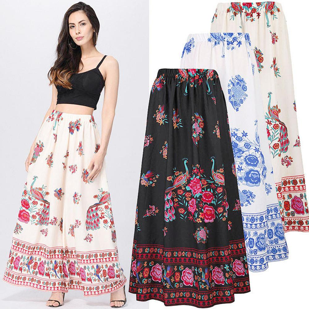8d2654c1328 Bohemian Style Skirts - Gomes Weine AG