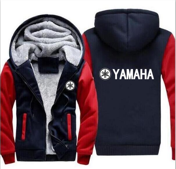 241f8c6c8e Acheter Sweat Shirt À Capuche D'hiver De Mode 2019 Yamaha Sweat À Capuche  Doublure En Laine Épaisse Veste En Laine Logo Toyota Logo Sweat De $36.42  Du ...