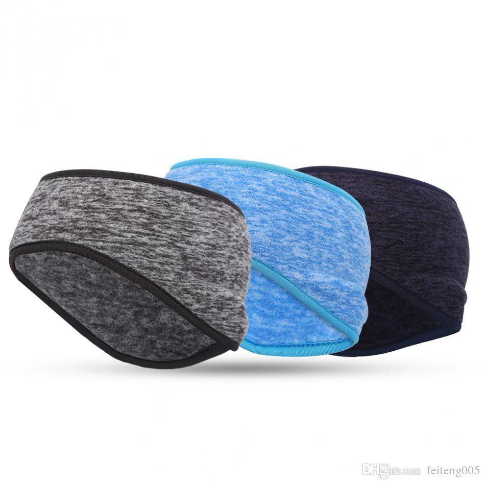 93e0aee397b5 2019 Unisex Absorbent Sport Sweat Headband Sweatband For Men Women Yoga  Hair Bands Running Head Anti Sweat Bands Sports Safety  490861 From  Feiteng005