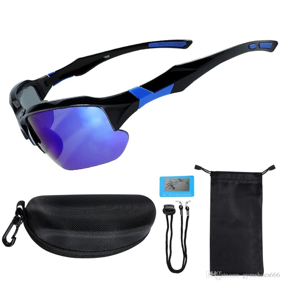 069fc3a193 2018 Gafas De Sol Polarizadas Para Ciclismo Gafas De Sol Fotocromáticas Para  Hombres Y Mujeres Gafas Blancas UV MTB Bicicleta Deporte Gafas Accesorios  ...