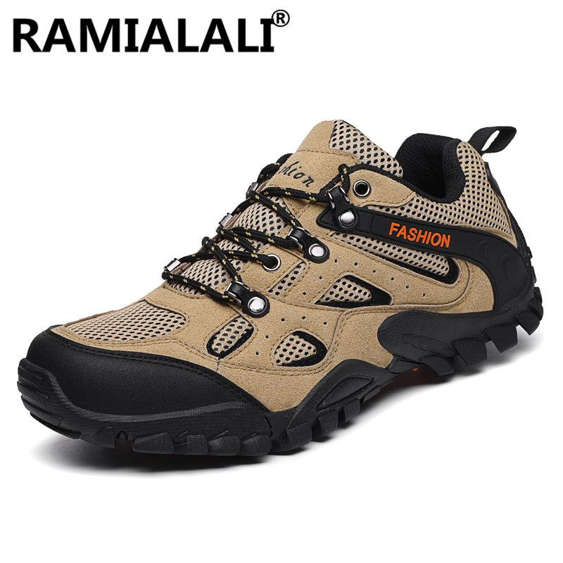 3b388d852fd Compre Tênis Homens Sapatos Respirável Casual Tenis Masculino Homens Sarpe  Uomo Homens Sapatos De Malha Calçados Masculinos Chaussure Homme De  Softkett