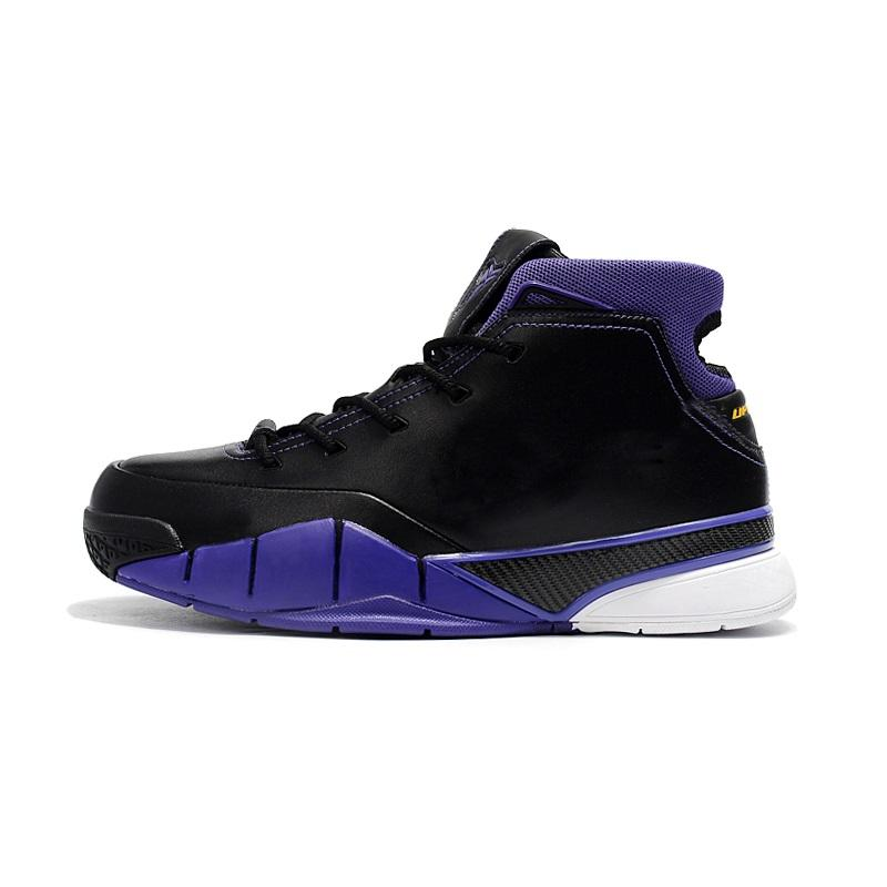 Cheap Mens Kobe 1 Protro basketball shoes for sale Purple Grey Championship MVP New arrival KB Generation high top sneakers boots with box18