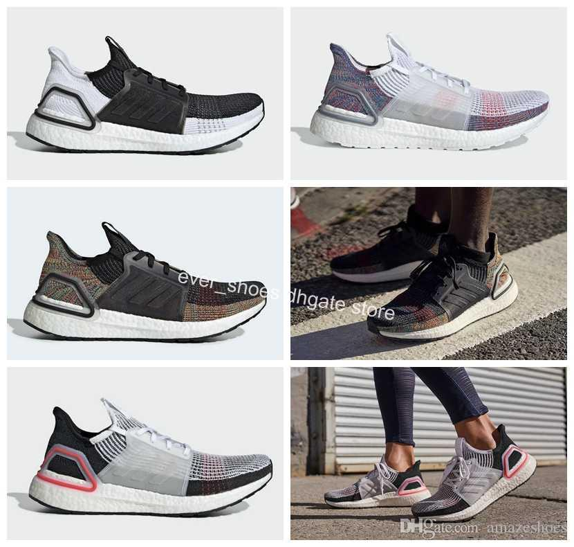 7dc23d3df 2019 New Ultra Boosts 5.0 19 F35238 Mens Laser Red Running Shoes Oreo  Ultraboost Uncaged Women Sneakers Trainers Designer Shoes From Amazeshoes