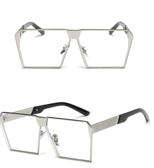 039f9c3e6628c Designer Ladies Sunglasses Mens New Style Korean Square Sun Glasses ...