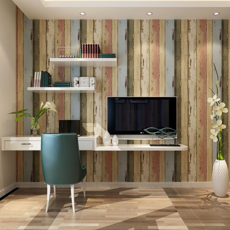 Großhandel Amerikanisches Nachgemachtes Holz Zum Der Alten Farbe Zu