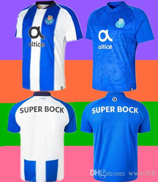 0eb715411a8 2019 2019 Porto FC FELIPE ABOUBAKAR MAREGA SILVA OLIVER Home Away 3rd  Camisa Football Jerseys Soccer Shirts From Www368, $14.22 | DHgate.Com