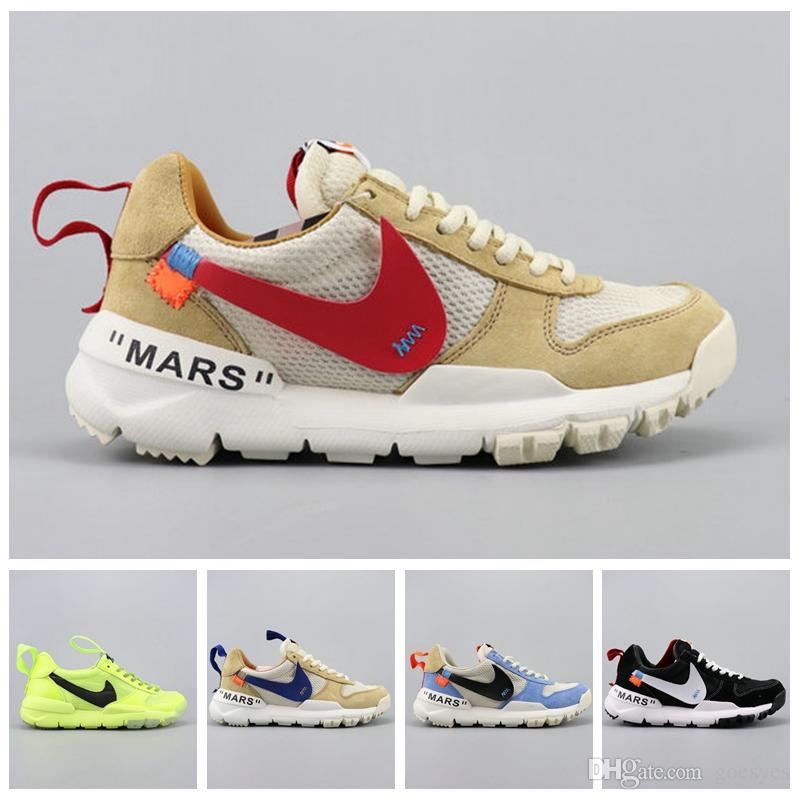 224da89e68d 2019 2019 Hot Big Craft Mars Yard TS NASA 2.0 Sports Running Shoes Top  Quality Men Women Super Multicolor Trainers Designer Sneakers Size 36 44  From Goesyes ...