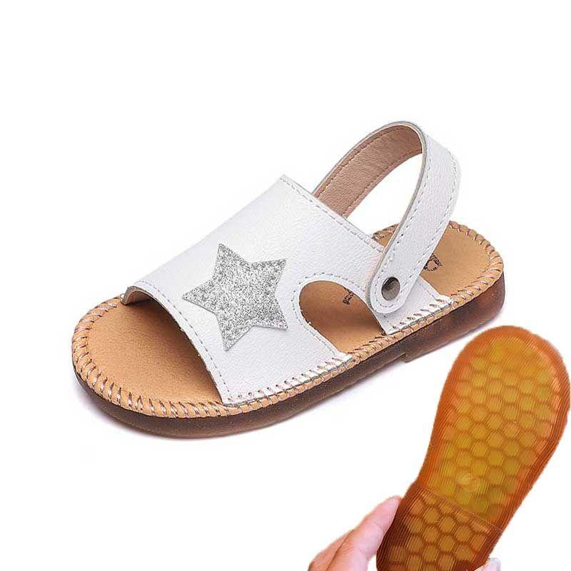 5420b3e74740 Children Sandals 2019 Summer Kids Beach Shoes Toddler Sandal Boy Girl  Sandals Non Slip Child Shoes Black White Pink #47 Boots For Kids Kids Shoe  From ...
