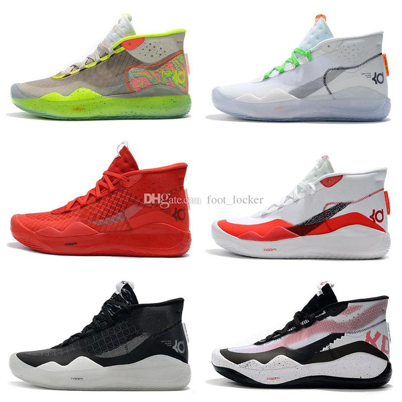 Mens Kd 12 12s XII EP Basketball Shoes Mens Designer Kevin Durant Training Sneakers KD12 Athletic Sports Chaussures Shoes