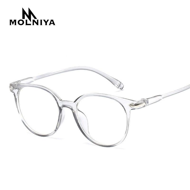aed143c8a9 2019 Fashion Women Glasses Frame Men Eyeglasses Frame Vintage Round Clear  Lens Glasses Optical Spectacle Canada 2019 From Marquesechriss