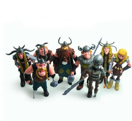 d5ee2dd80ba64 How to Train Your Dragon 2 Action Figures Classic Toys Kids Kids ...