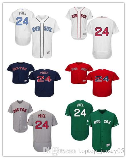 2019 2018 Can Boston Red Sox Jerseys  24 David Price Jerseys  Men WOMEN YOUTH Men S Baseball Jersey Majestic Stitched Professional  Sportswear From ... e604f449d82