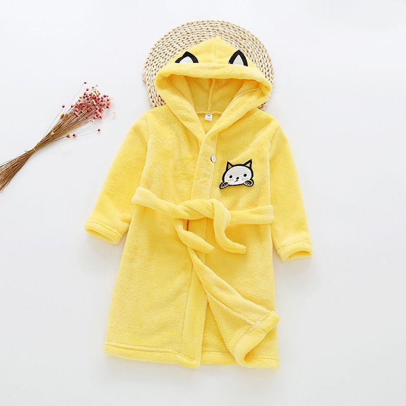 15b9b8865f2f6 Acheter Pyjama En Laine Polaire Chaud D hiver Pour Enfants Pyjamas Au Chaud  Pyjama Pyjama Ensemble De  54.55 Du Begonior