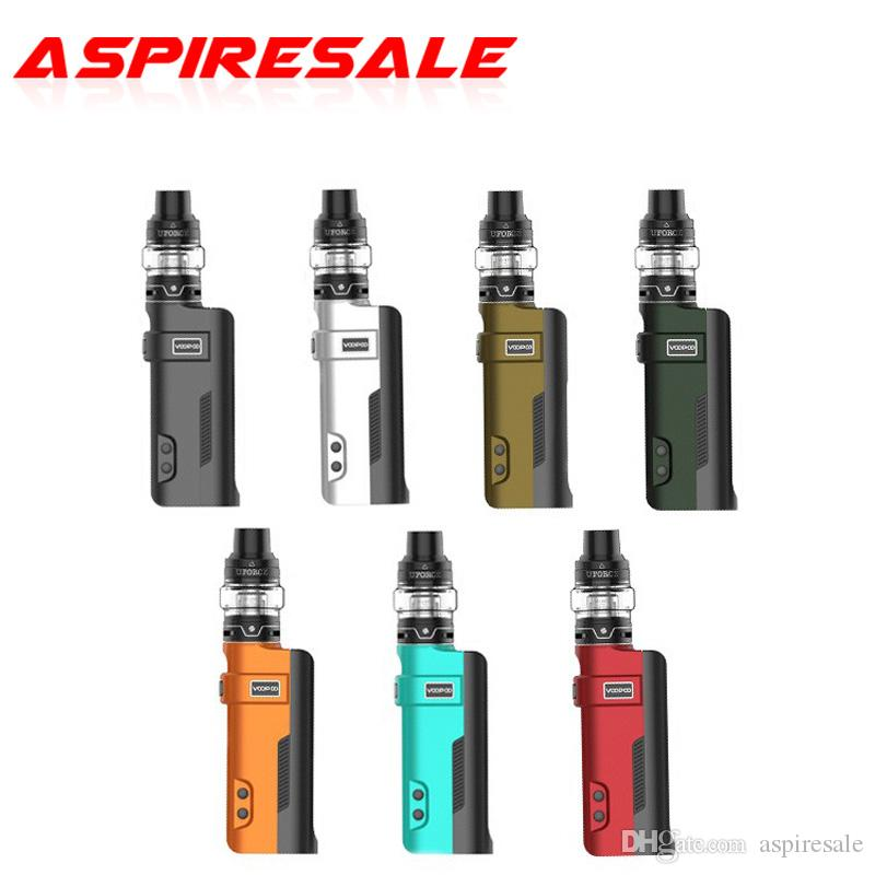 VOOPOO REX 80W TC Kit with UFORCE Tank 5ml with GENE.FIT chip 80W Max Output E cig Kit NO battery
