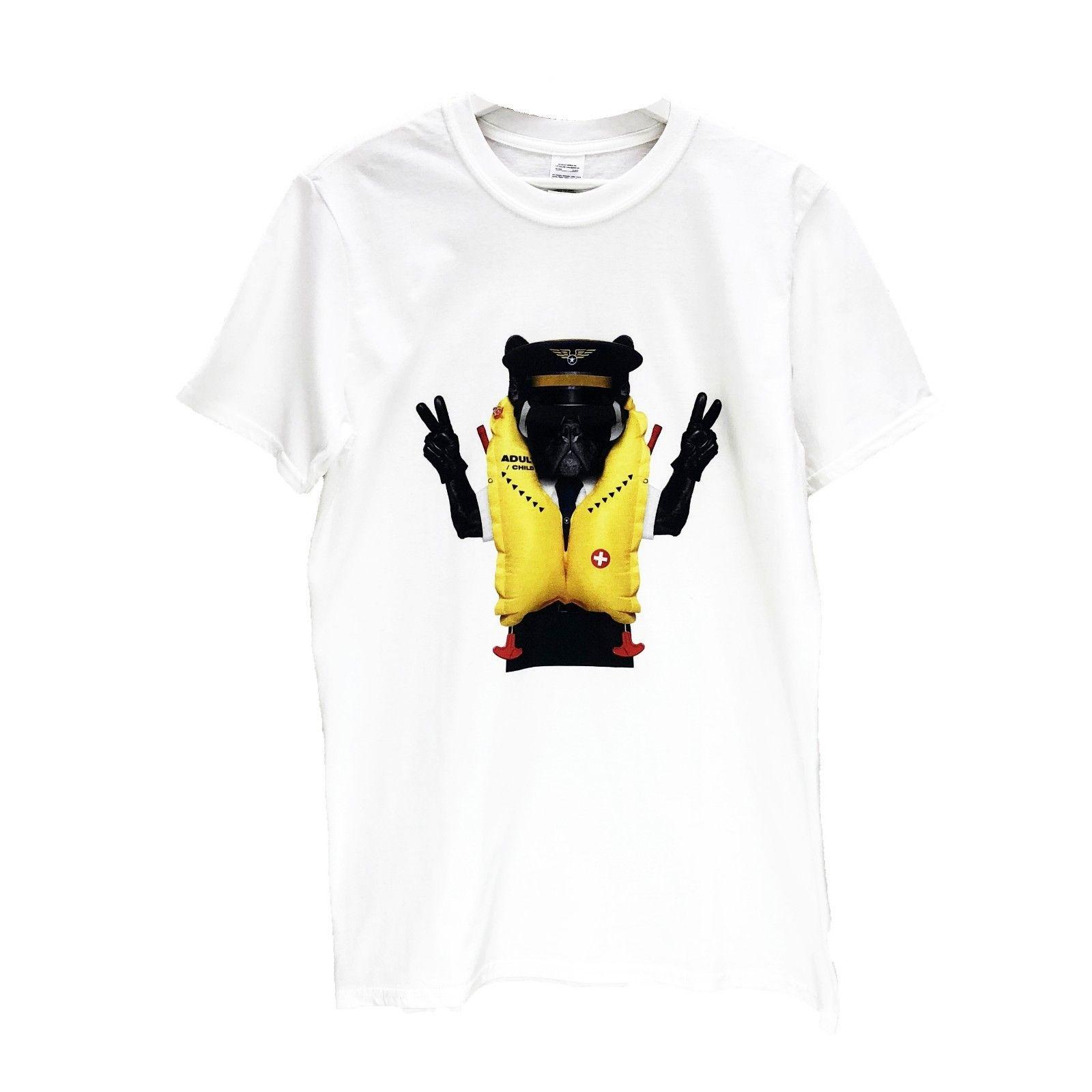 cfec635bf7f27c Bulldog Damen WEISS Unisex T Shirt White Black Grey Red Trousers Tshirt  RETRO VINTAGE Classic T Shirt Rude T Shirt Shirt With T Shirt From Fivecup
