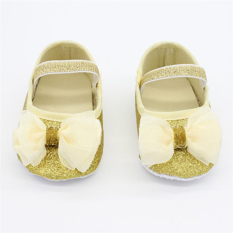 2018 Yeni Geliş Bow Fringe Yumuşak Soled Kaymaz Ayakkabılar Bebes Yatağı Ayakkabı Yürüyor Bebek Moccasin Erkek Bebek Kız Bebek Ayakkabı 0-18M