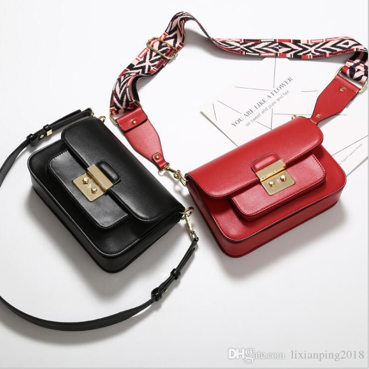 4e38dfbefe86 New Brand Designer Fashion Women S Luxury Bag Sleek Minimalist Shoulder  Messenger Bag Ladies PU Leather Handbag Brand Wild Bag Wallet Handba Designer  Bags ...