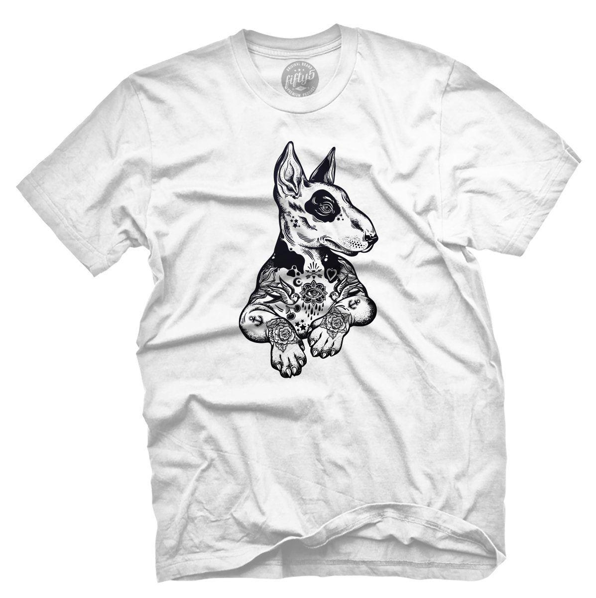 T-shirt da uomo Bull Terrier Cool xxxtentacion t-shirt marcus and martinus discout hot new top spedizione gratuita