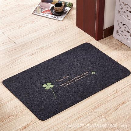 Area Rugs Living Room Bedroom Embroidered Pvc Floor Mat Carpet Home