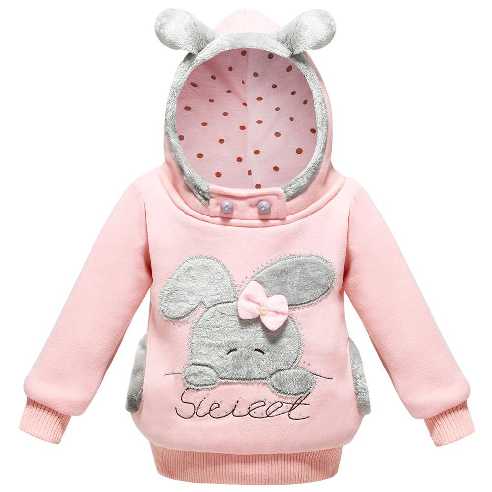70089a8f4d92 2019 Baby Girls Clothing Winter Sweater 2018 Children S Rabbit ...