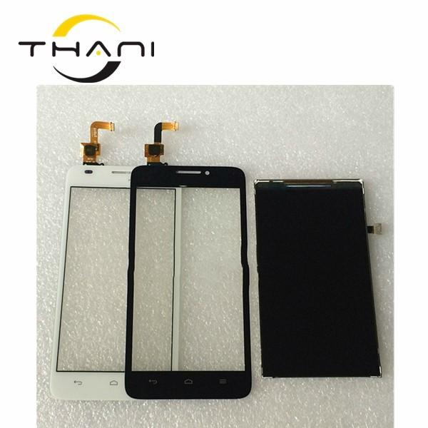 Thani original Cell Phones For huawei G620 LCD Display + Touch Screen Digitizer Assembly free shipping+tools