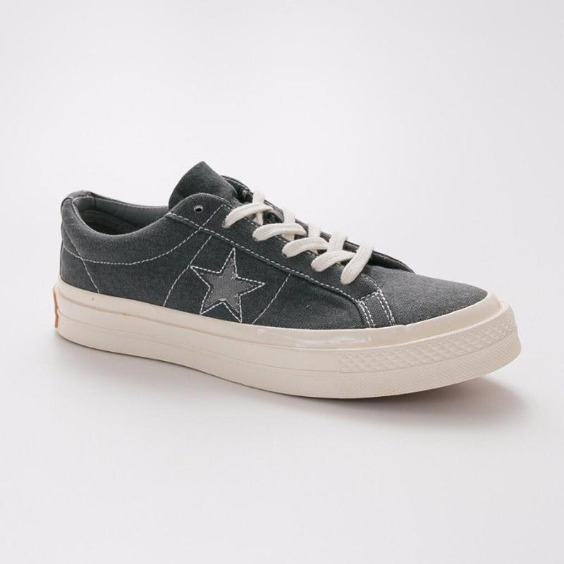 Unisex Designer Canvas Block Head Shoes Women Men Originals Classic Skateboarding 164360C One Star Factory Price Lovers Sneaker Size 35-44