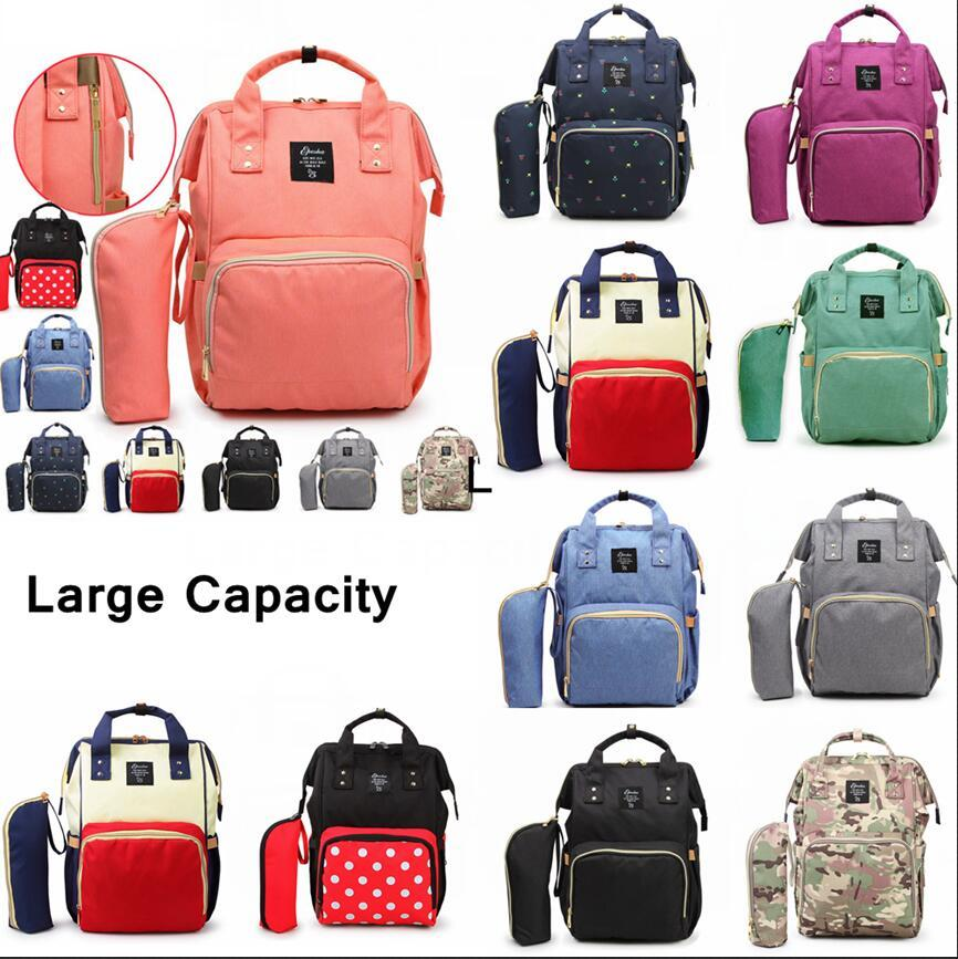 74003789aa40 2019 10Styles Mommy Backpacks Mother Pack Nappies Diaper Bags Camo  Waterproof Maternity Handbags Nursing Travel Outdoor Storage Bags AAA78  From ...