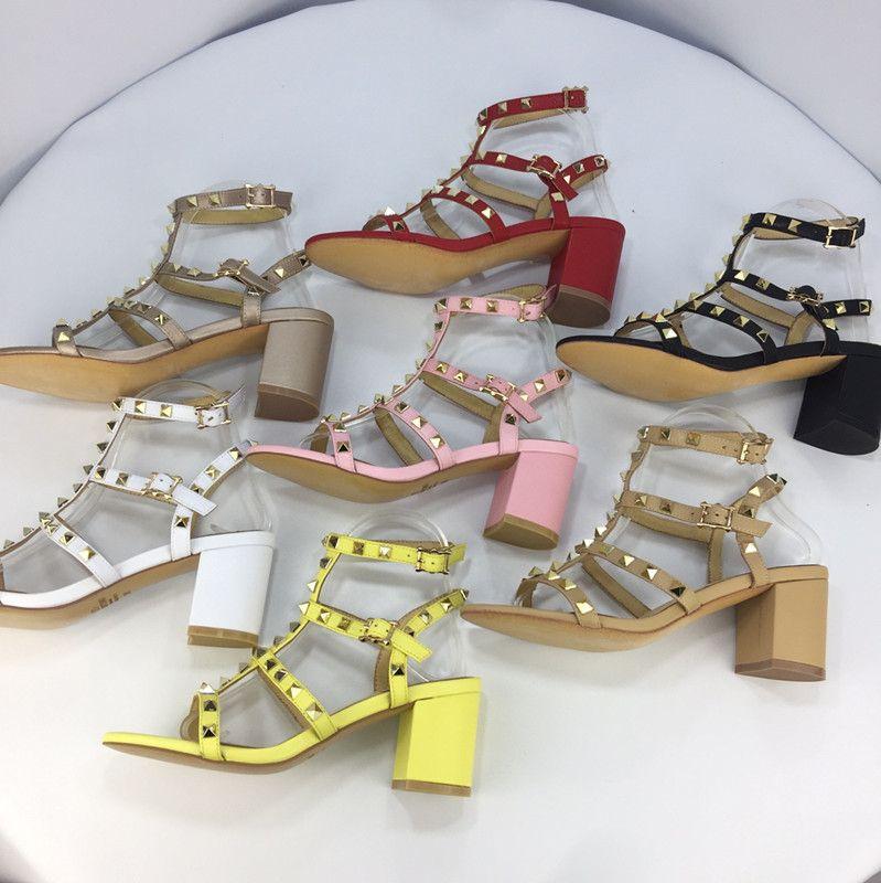 d9c2b0908b8 Women Sandals Designer Slides Brand Fashion Striped Sandals Medusa Scuffs  Causal Non Slip Summer Huaraches Slippers Slipper Yz19012808 Silver Shoes  Slipper ...
