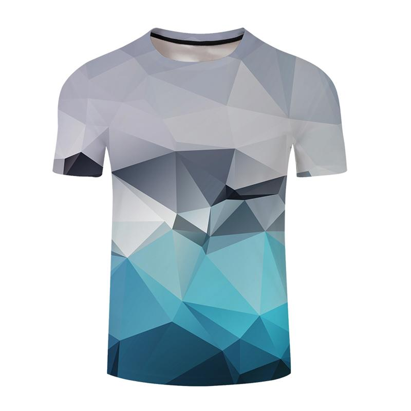 70576ff8504 Newest Men Womens Fashion Funny Argyle Color Blocks 3D Print Harajuku Style  T Shirt Tops Plus Size Style Outfit Funny Summer T Shirt U1236 Ridiculous T  ...