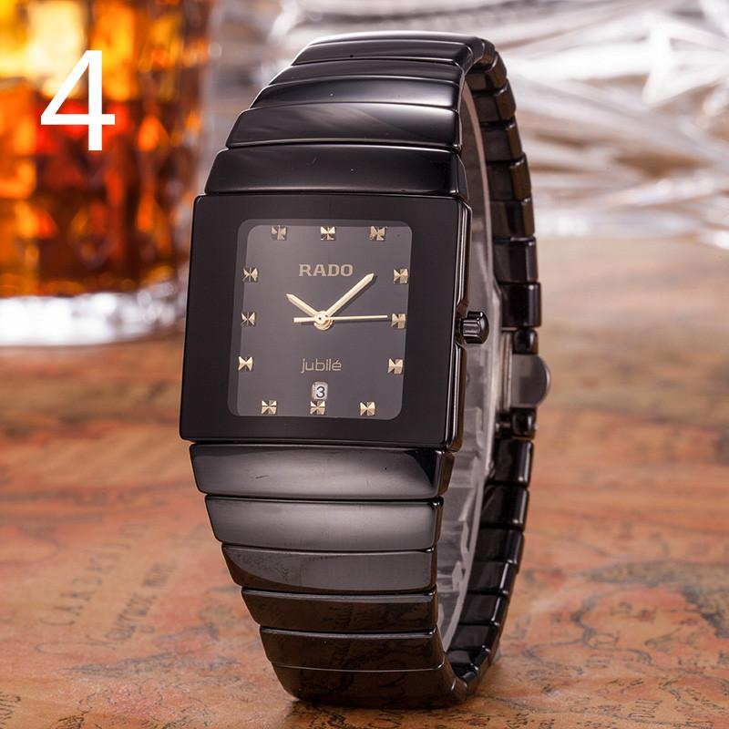 8d34efc1e11 Compre 2019 Marca De Luxo Lady Branco   Preto Relógios De Cerâmica De Alta  Qualidade Relógios De Pulso De Quartzo Para As Mulheres Homens Relógios De  Yx11yx ...