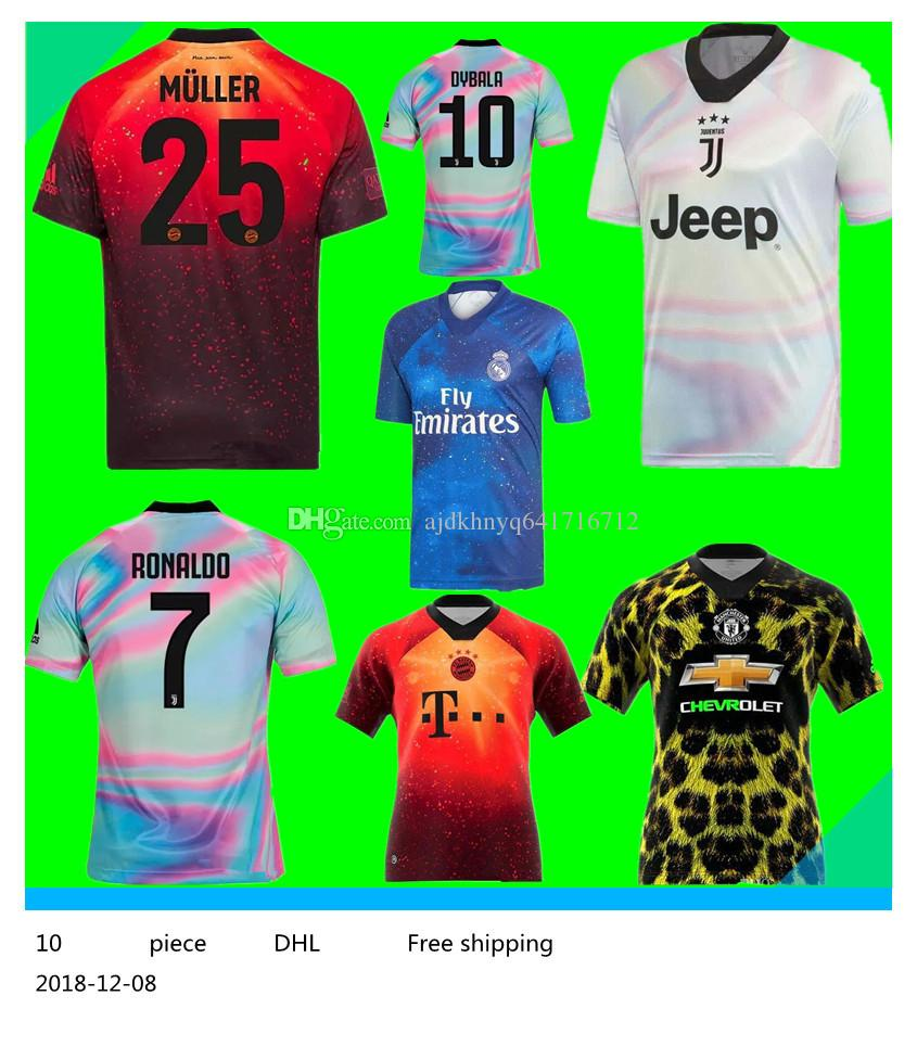 2019 EA Sports Digital INSANE REAL MADRID EA SOCCER JERSEYS Champions  League BENZEMA SHIRT MODRIC TRAINING BALE SPECIAL MARIANOJERSEY SHIRTS From  ... e5ad756d3