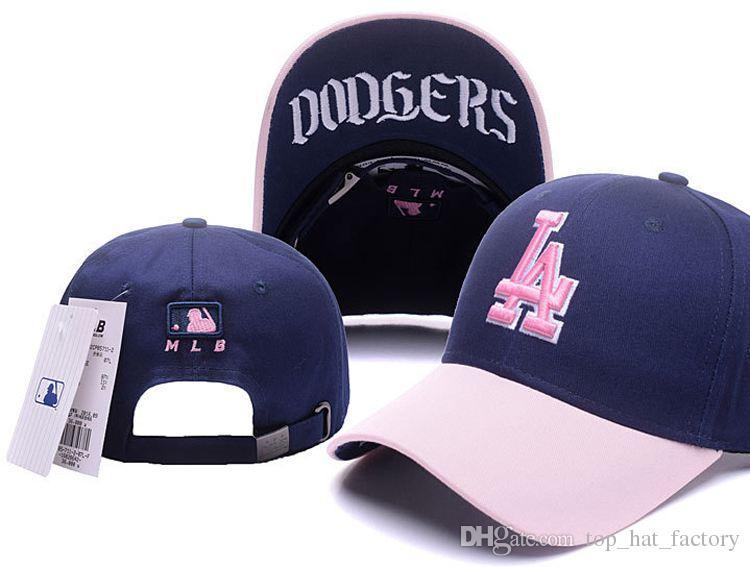 512dd1e1719 2018 Fashion ICON Caps Hats Embroidery LA Letters Snapback Baseball Cap  Sport NY Cap Luxury Brand Cap For Men Women Designer Hat Hat Store Ny Cap  From ...