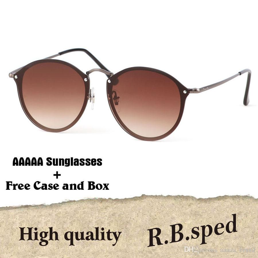 15fb43e684d Brand Design Polarized Sunglasses Women Vintage Round Sun Glasses For Women  And Accessories Mirror Ladies Eyewear Female With Retail Box Sunglasses At  Night ...