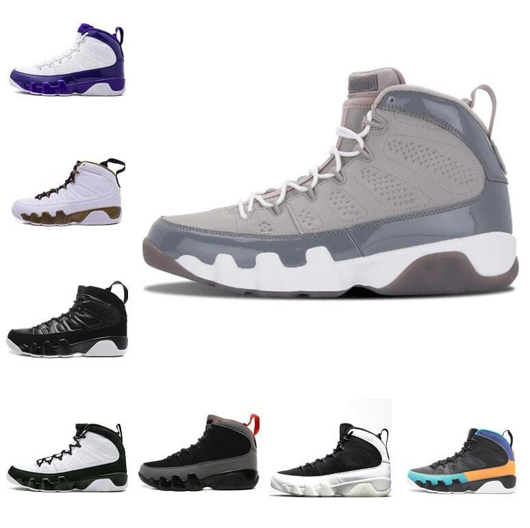 buy online 3b0a6 94dcb Großhandel NIKE Jordan 2019 Jumpman 9 Dream It Do It UNC Basketball Schuhe  Für Herren 9s White University Retro Retro Midnight Navy 9s Sport  Turnschuhe Von ...