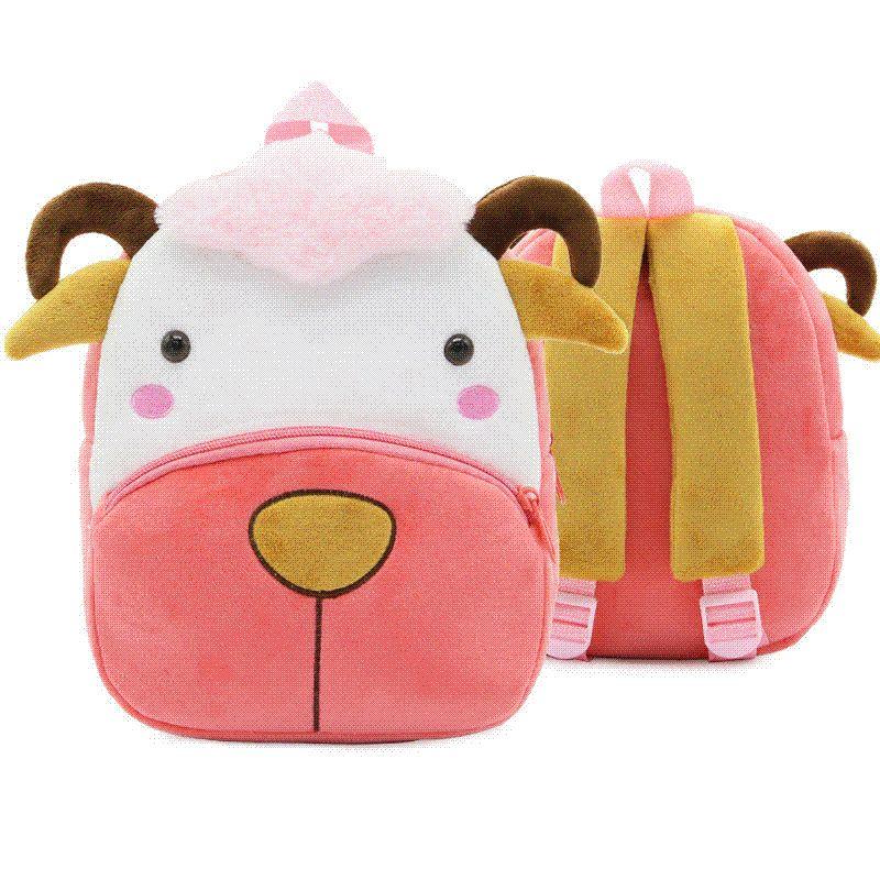 7e50b78983 Children 3D School Backpack Winmax Baby Kids Cute Animal Design Toys Bookbag  Toddler Girls Boys Kindergarten Cartoon School Bags Kids Backpacks Back  Pack ...