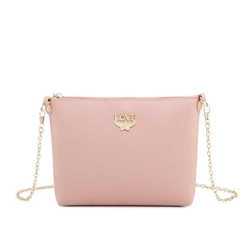 PU Leather Wristlet Clutch Crossbody Bag with Chain Strap Cell Phone ... 8bdcace7c5