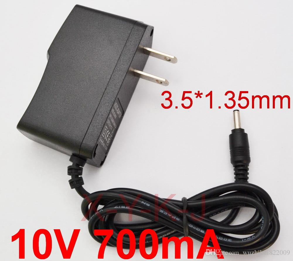 100PCS 10V 700mA 0 7A Universal AC DC Adapter Charger EU US UK AU plug For  Lego Mindstorms EV3 NXT 45517 Robot Power Supply