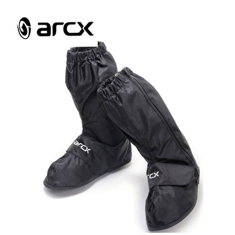 389377b721d Compre ARCX Zapatos De Lluvia Unisex Cubierta Botas Cubierta De Lluvia Reutilizable  Para Zapatos Moto Impermeable Botas Antideslizantes L60580 A $36.14 Del ...