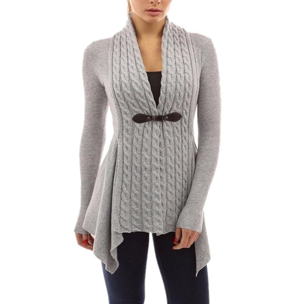 Tejido 2018 Mano Fajas Compre Crochet Mujeres Cardigan A Poncho Bqn4S
