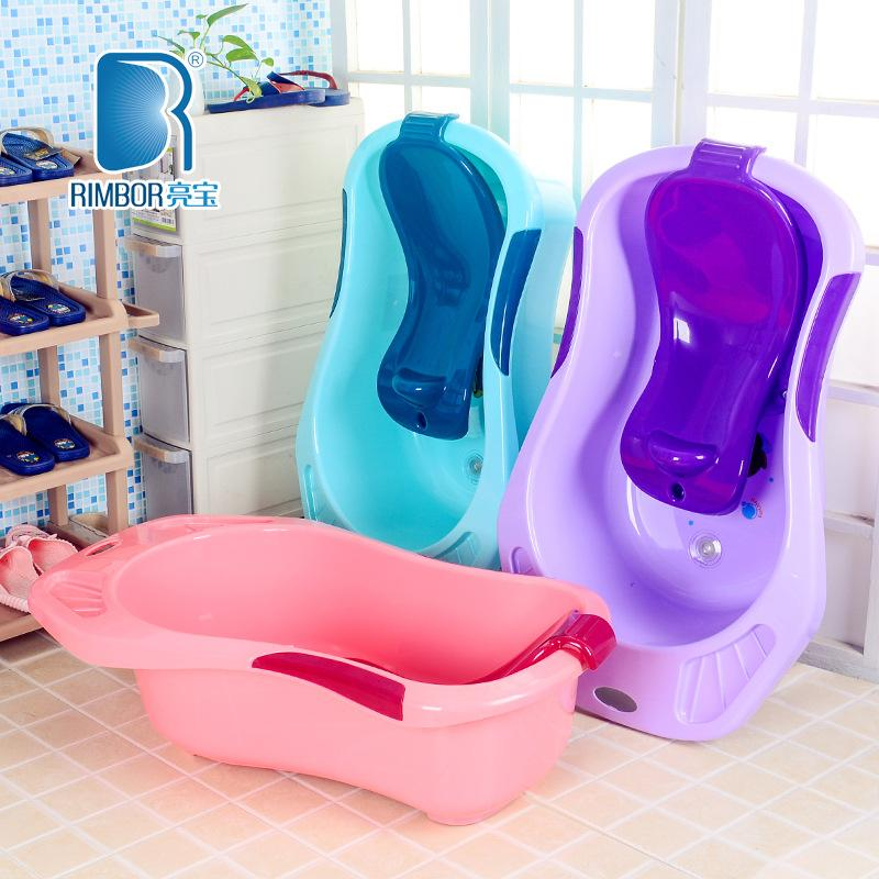 Vasca Da Bagno Per Bambini Grandi.Vasca Da Bagno A 3 Colori Di Grandi Dimensioni Materiale Di Plastica Per Bambini Vasca Da Bagno Per Vasca Da Bagno