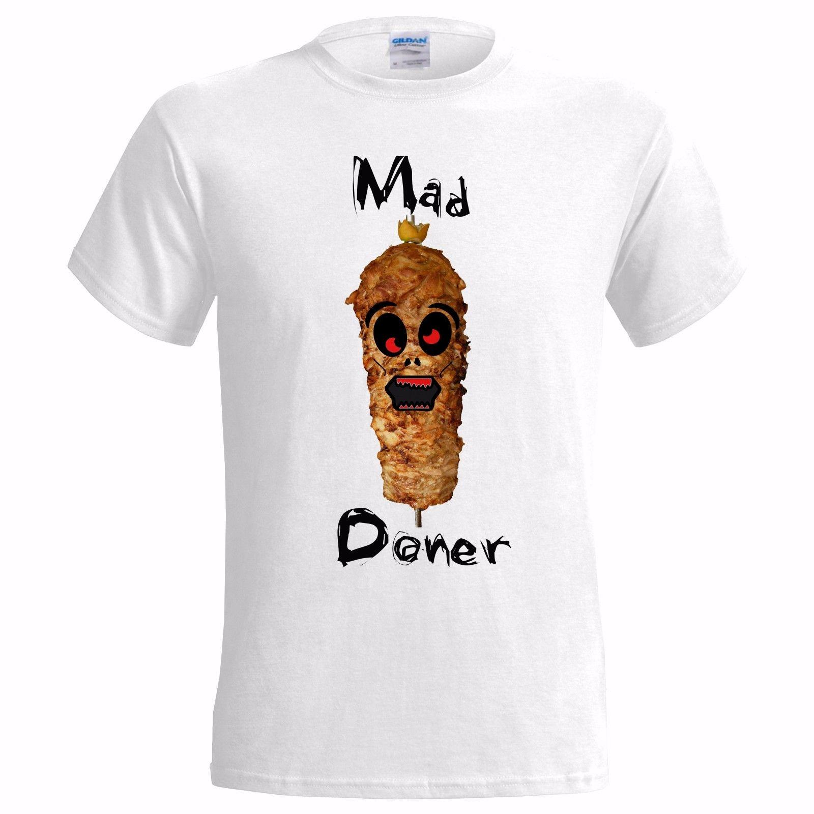 Großhandel Mad Doner Lustige Mens T Shirt Madonna Cooles