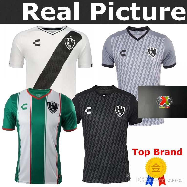 9348d3db9 2019 New Arrived 2019 20 Club De Cuervos Soccer Jerseys 2018 Mexico Club  Home Black Away Gray Tigres Monterrey Chivas 19 20 Football Shirts From  Euoka1