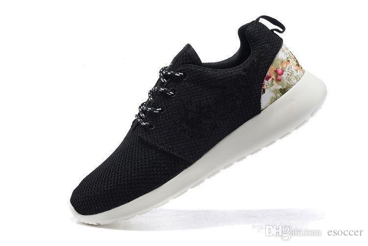 431c5f7a0e66d9 2019 London Flowers Printing Running Shoes For Men And Women New Fashion Sports  Shoe Mens Trainer Sneakers Boots Size 36 44 From Esoccer