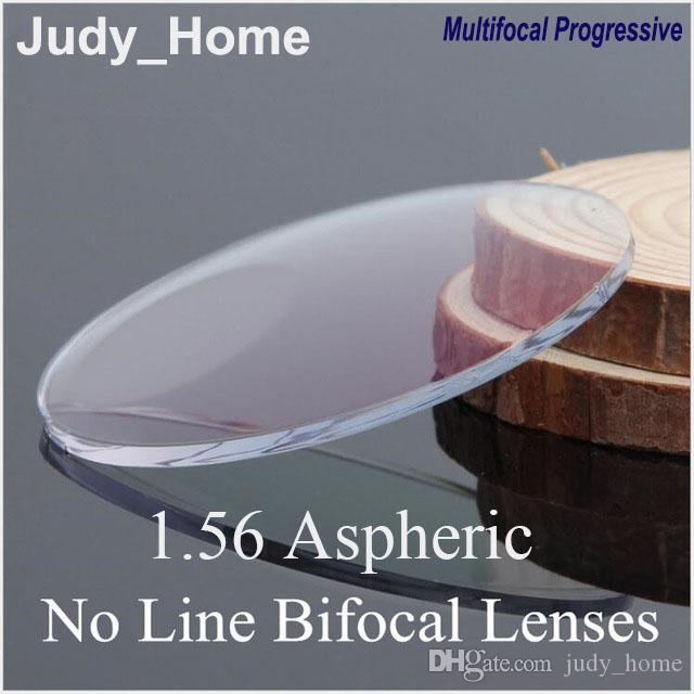8bbacca5df 2019 Anti Reflective 1.56 Progressive Multi Focal Bifocal Lenses  Prescription Customize Eyes Aspheric Resin Lenses See Near And Distance JH  G094 From ...